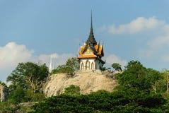 O templo na montanha Imagem de Stock Royalty Free
