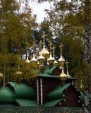 O templo real Imagem de Stock