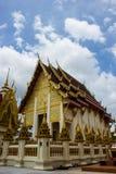 O templo Tailândia. Fotos de Stock Royalty Free