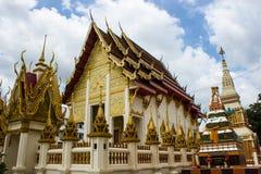 O templo Tailândia. Fotografia de Stock