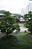 O templo velho Fotografia de Stock