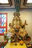 O templo velho Imagem de Stock