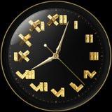 O tempo é ouro Imagem de Stock Royalty Free