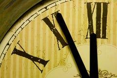 O tempo está tiquetaqueando Foto de Stock Royalty Free