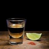 Tequila imagens de stock