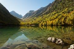 O terceiro rio de Baduk no outono fotografia de stock royalty free