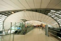 O terminal 4 Imagens de Stock Royalty Free