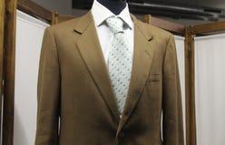 O terno dos homens Fotos de Stock