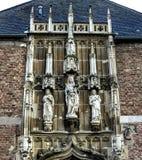 O Tesouraria da catedral de Aix-la-Chapelle, Alemanha Fotografia de Stock Royalty Free