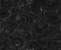 O teste padrão sem emenda do vetor abstrato com onda de ondulação alinha Foto de Stock Royalty Free