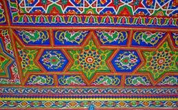 O teto colorido Fotografia de Stock Royalty Free