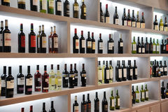Vinhos Fotos de Stock