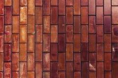 O tijolo obstrui o fundo Foto de Stock Royalty Free