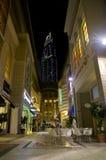 O tiro do interior da alameda de Dubai Imagens de Stock