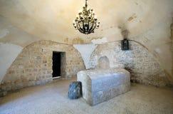 O túmulo de Joseph em Nablus Imagem de Stock Royalty Free