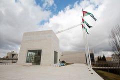O túmulo de Yasser Arafat Fotografia de Stock