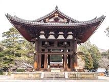 O Todai Ji Bell Foto de Stock