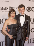 68.o Tony Awards anual Imagen de archivo libre de regalías