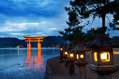 O-Torii Royalty Free Stock Photos