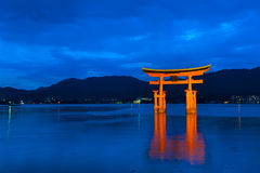O-Torii Stock Photography
