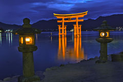 O-Torii Stock Photos