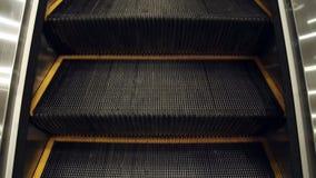 O trabalho da escada rolante na alameda filme