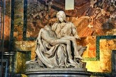 O trabalho de Michelangelo fotos de stock