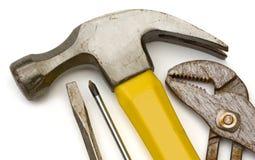 O trabalho utiliza ferramentas o trajeto de w/clipping Fotos de Stock