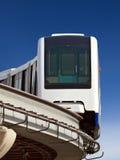O transporte urbano de Moscovo imagem de stock