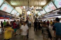 O trasport público de Banguecoque Fotografia de Stock Royalty Free