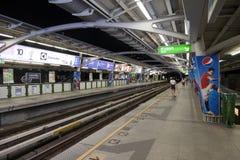 O trasport público de Banguecoque Imagem de Stock Royalty Free