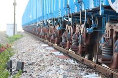 O trem Imagem de Stock