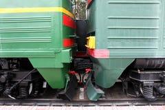 O trem conecta Fotos de Stock