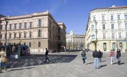 O Tribunal Constitucional Brno Foto de Stock Royalty Free