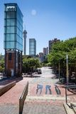 O Tribunal Constitucional em Joanesburgo fotos de stock royalty free