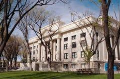 O tribunal de Yavapai County no Prescott, o Arizona Foto de Stock