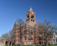 O tribunal do condado de Porte do La Fotos de Stock
