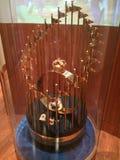 O Troféu 1985 do comissário foto de stock
