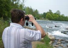 O turista. imagem de stock royalty free
