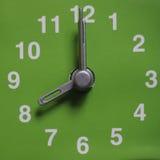 8 O-Uhr Lizenzfreies Stockbild