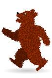 O urso Fotografia de Stock