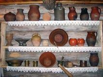 O utensílio velho Imagem de Stock