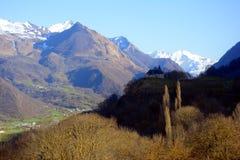 O vale da capela imagem de stock royalty free