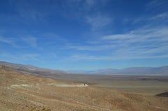 O Vale da Morte Califórnia do sul Imagem de Stock