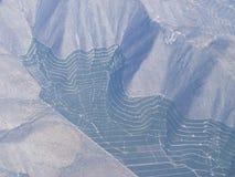 O vale de Maipo, Santiago de Chile, o Chile Fotografia de Stock Royalty Free