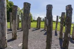 O vale histórico de Boyne - na Boinne de Bru imagens de stock