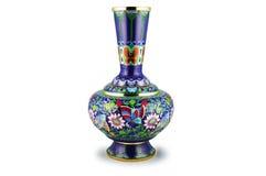 O vaso chinês. Imagem de Stock