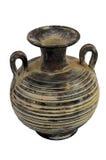 O vaso grego Fotografia de Stock