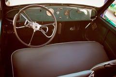 O veículo militar velho, para dentro fotografia de stock royalty free