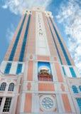 O Venetian, o hotel e o casino, Las Vegas, nanovolt Imagem de Stock Royalty Free
